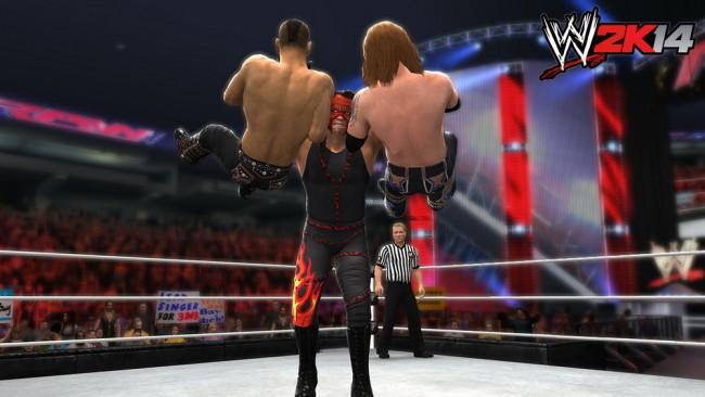 WWE 2K14 Image 01