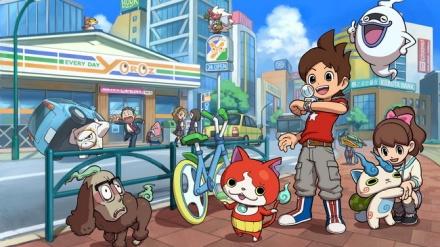 Yo Kai Watch, Yo-Kai Watch, Yo-Kai-Watch, Yo-Kai Watch 3DS, Yo Kai Watch 3DS, Yo-Kai Watch Nintendo 3DS