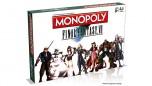 Final Fantasy 7 Monopoly, Final Fantasy 7, Monopoly Final Fantasy 7, Final Fantasy 7 board game, Merchoid