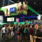 #xbox booth at #ParisGamesWeek 2015