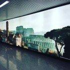 Φτάσαμε στο αεροδρόμιο της Ρώμης. Δείτε το γιατί σε ένα σχετικό video στο facebook page μας! #enternitygr