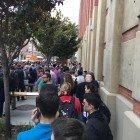 Έξω από την Microsoft #E32016 Press Conference!
