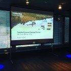 Ετοιμαζόμαστε να παρακολουθήσουκε την παρουσίαση της #toshiba με τα νέα προϊόντα της κατηγορίας personal storage #ifa2016