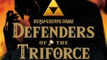 Defenders of the Triforce, SCRAP, Real Escape Game: Defenders of the Triforce, Zelda, Nintendo, The Legend Of Zelda, Defenders of the Triforce video, Defenders of the Triforce trailer
