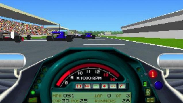 F1 Grand Prix (Atari, Amiga, PC - 1992)
