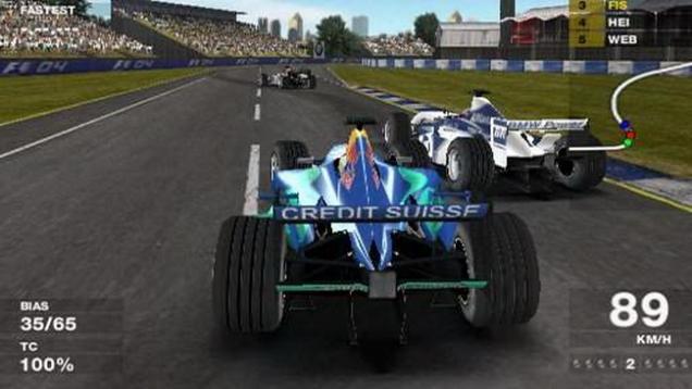 Formula One 2004 (PS2 - 2004)